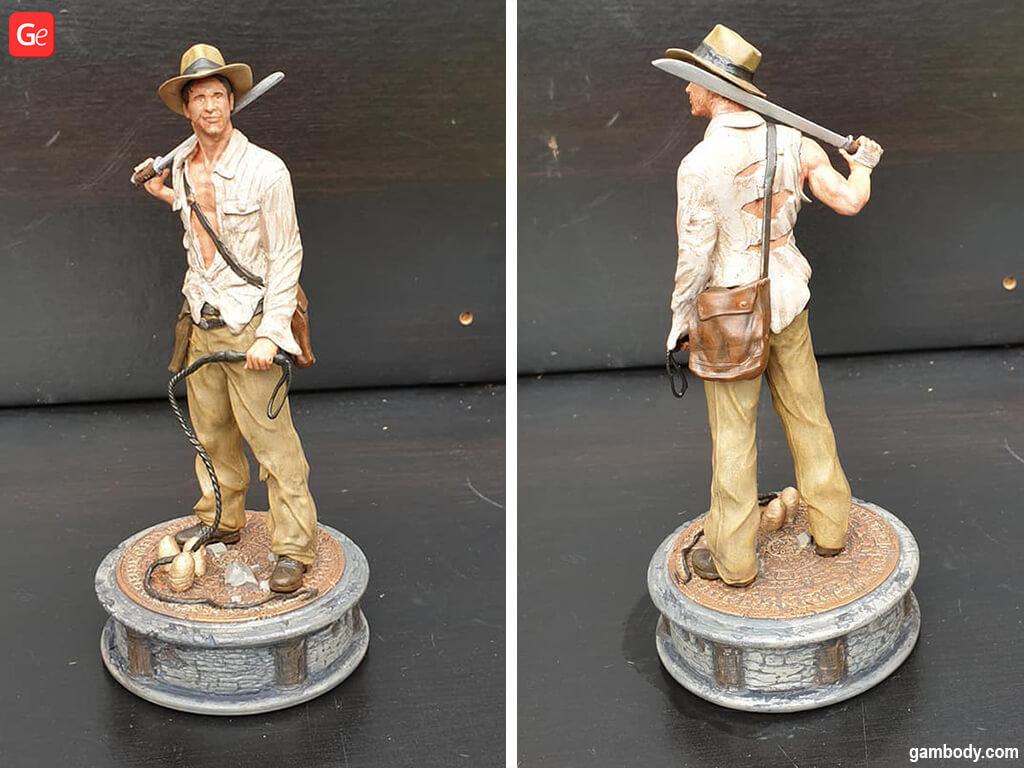 Indiana Jones popular 3d prints in 2020