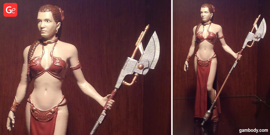 Princess Leia popular 3D prints of 2020