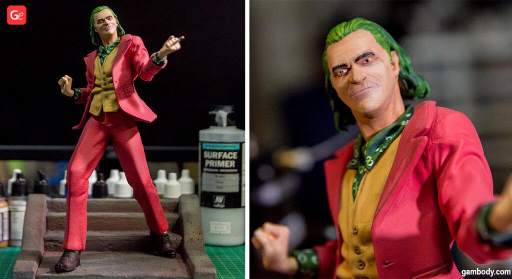 Joker 2019 figurine 3D printing trends 2020