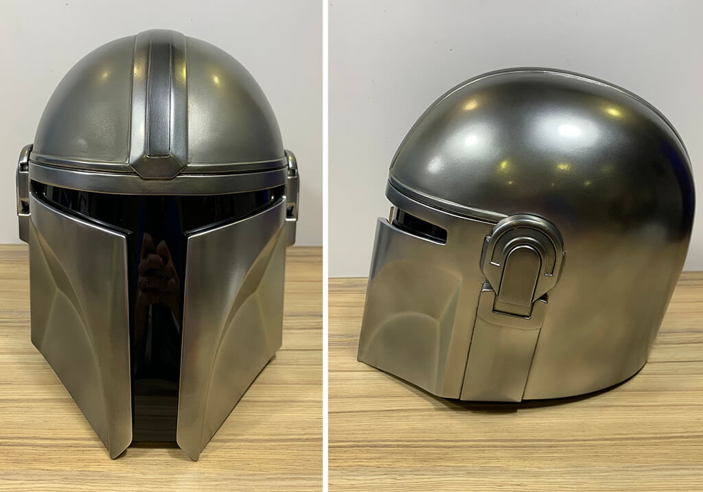 Mandalorian 3D Printed Helmet