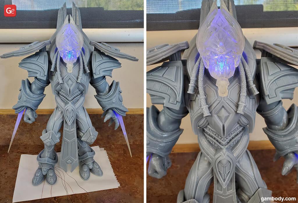 Artanis best models to 3D print