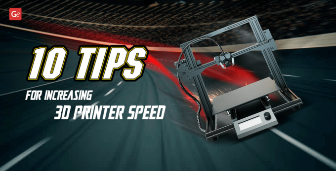 Can You 3D Print 10 Times Faster? Tips for Increasing 3D Printer Speed