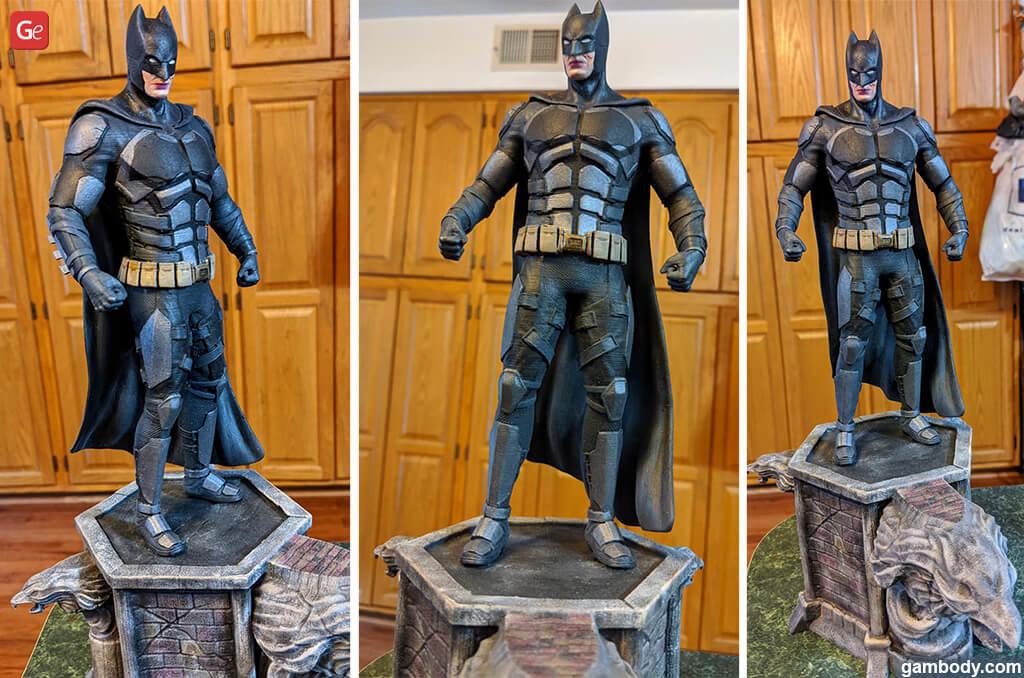 Batman 3D printing figurine