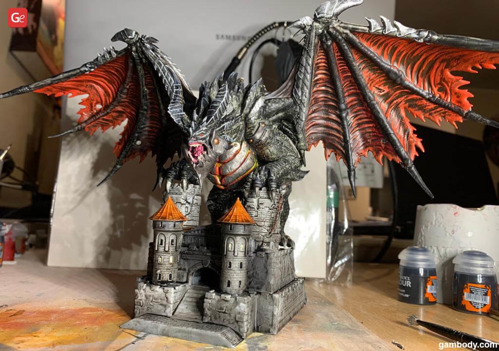 WOW Deathwing best models 3D print