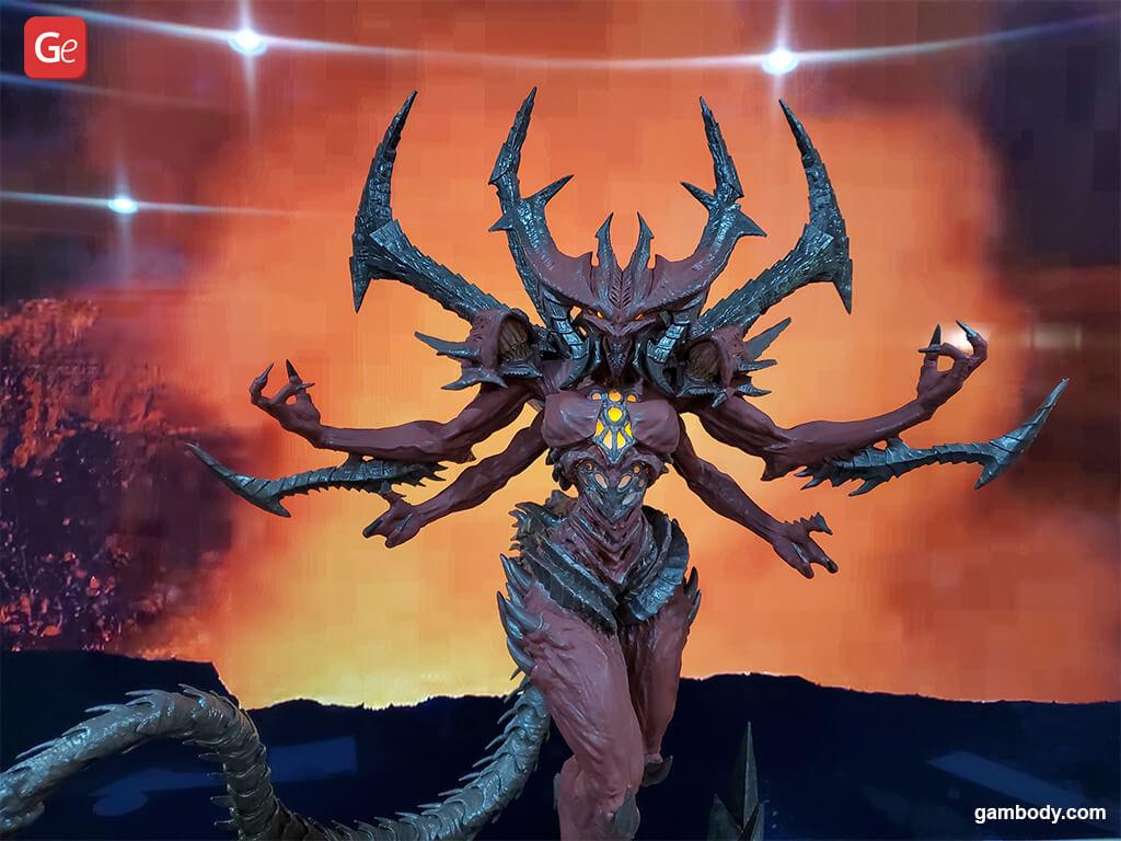 Diablo Lord of Terror best models to 3D print