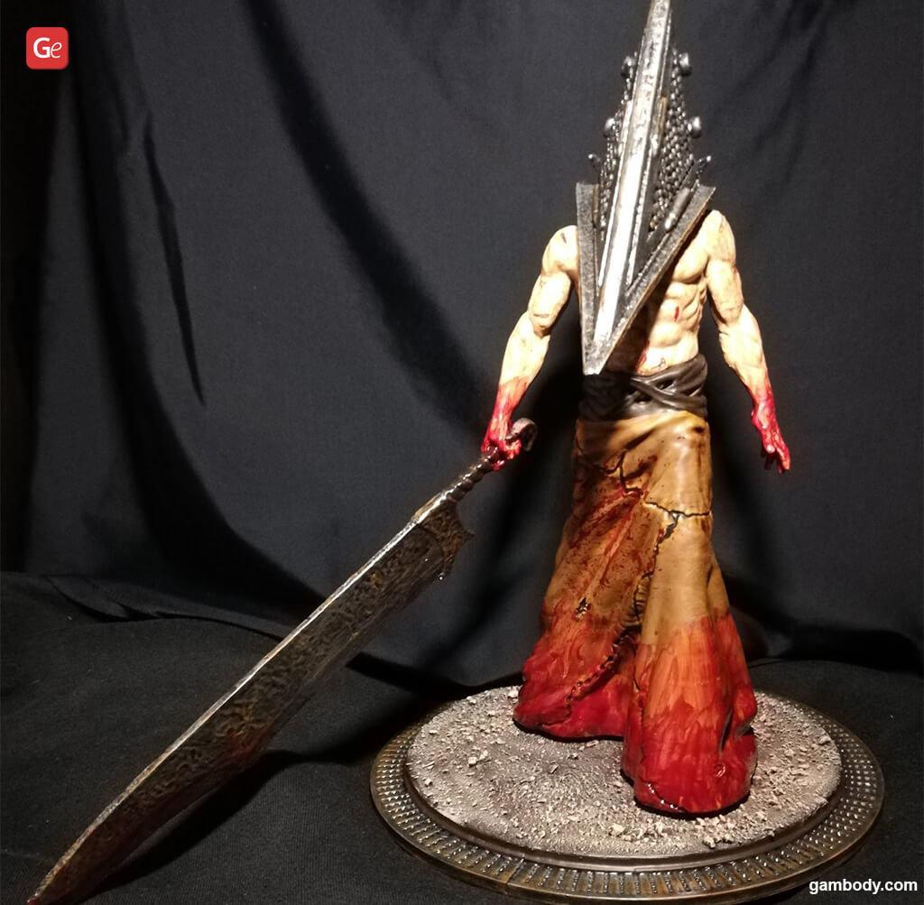 Pyramid Head best models to 3D print