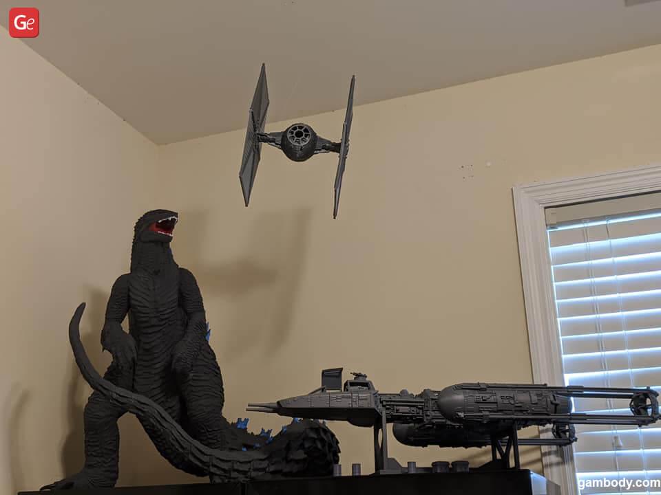 Best spaceship models to 3D print