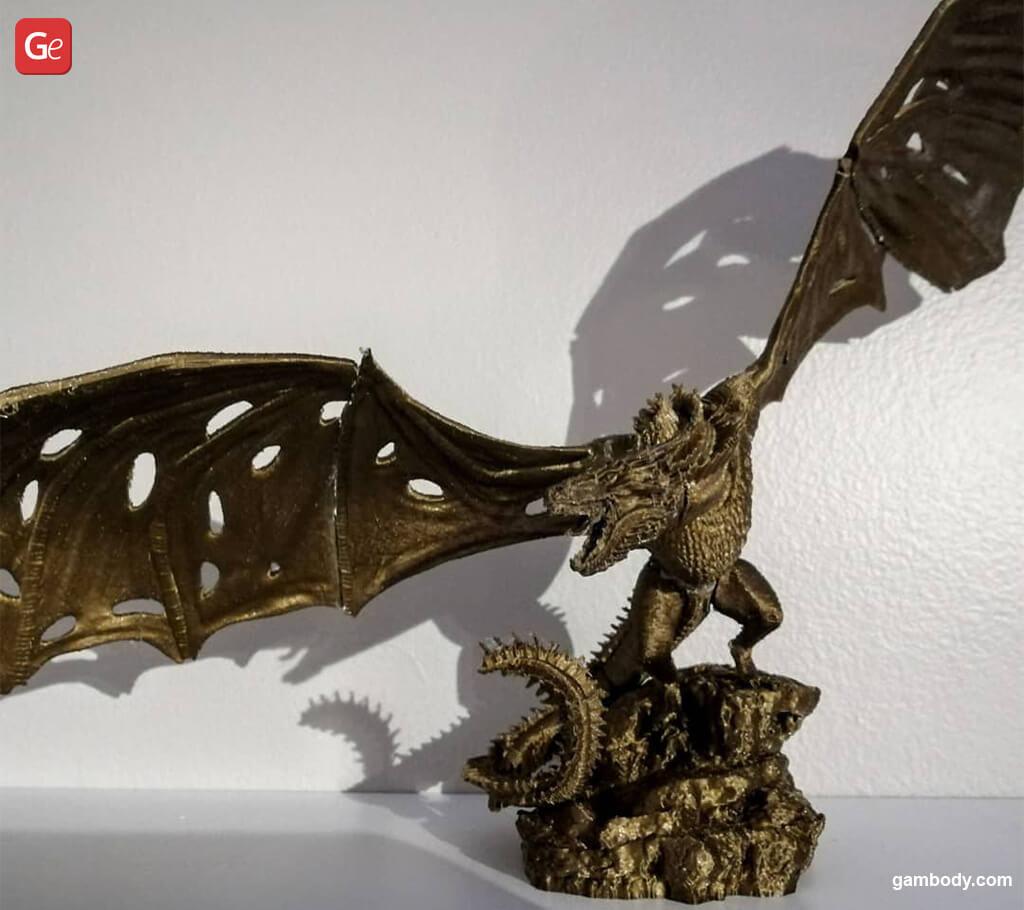 Dragon best models to 3D print 2020