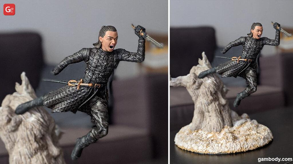Arya Stark figurine Game of Thrones