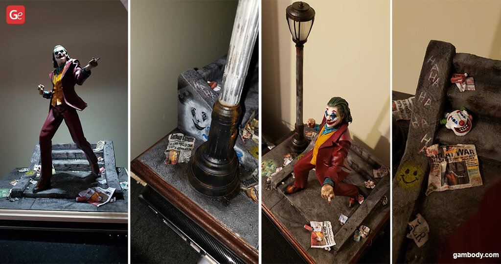 Joker top 3D printing models 2020