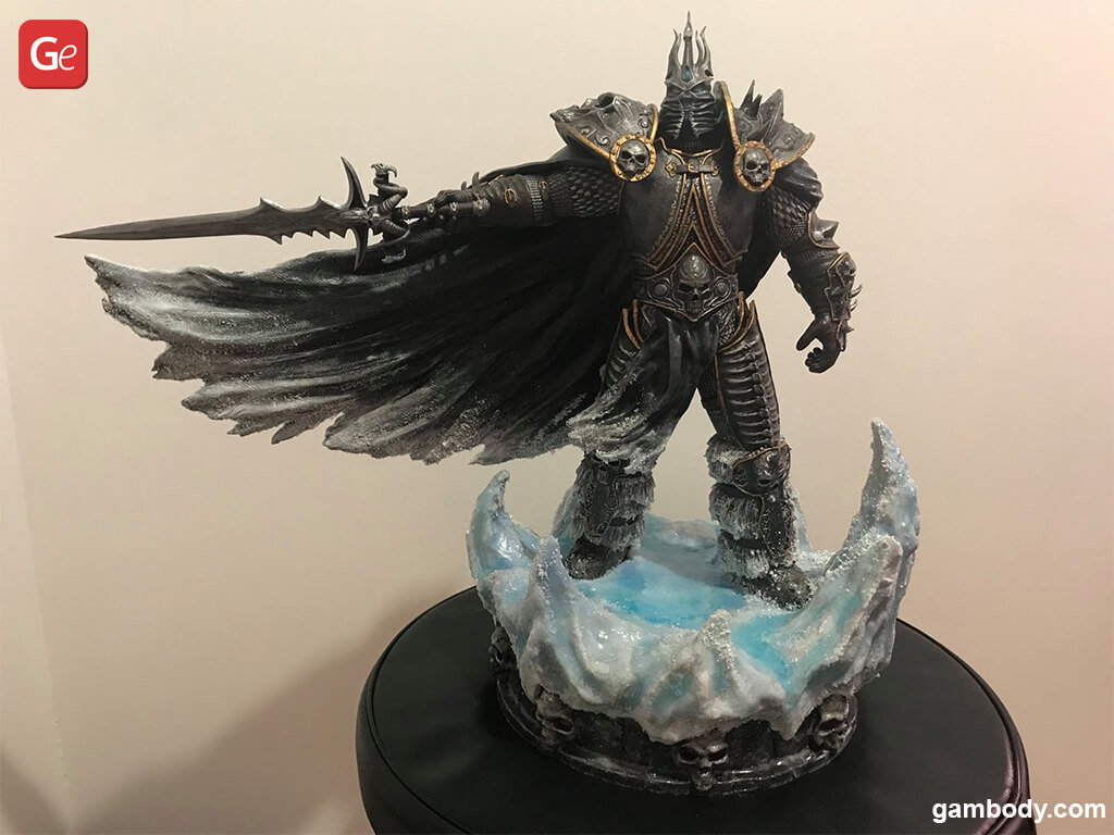Lich King top 3D printing models 2020