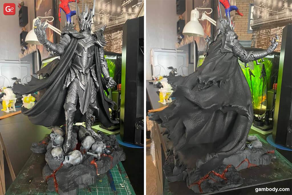 Sauron top 3D printing models 2020