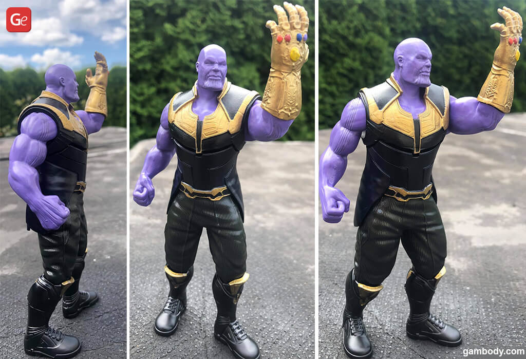Thanos top 3D printing models 2020