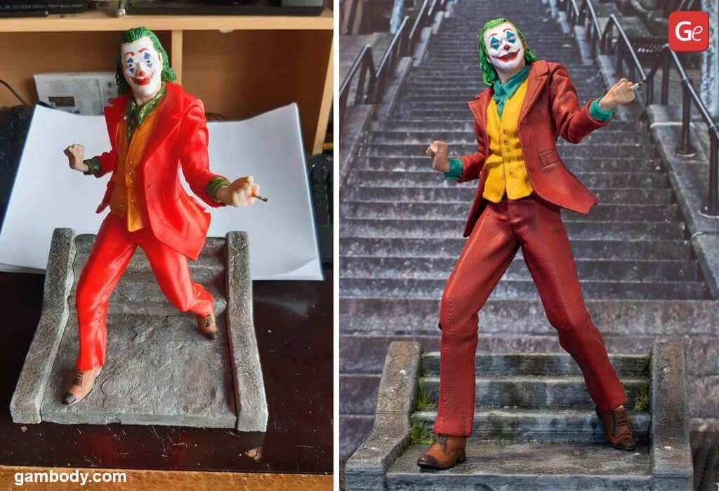 Joker models STL files