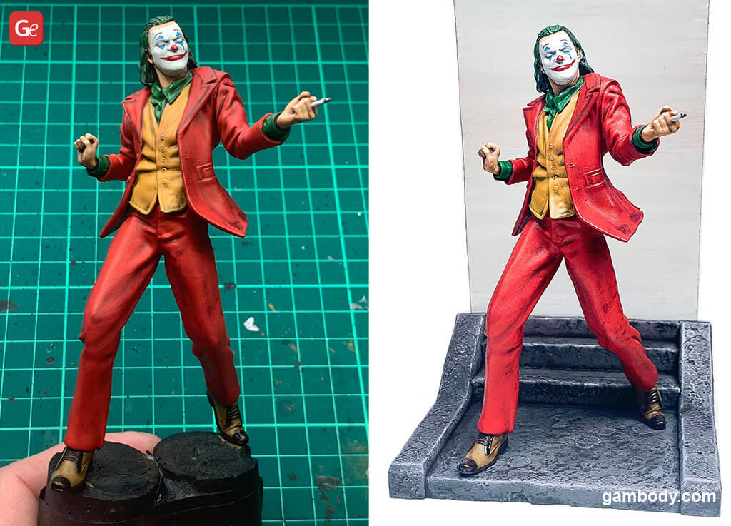 Joker popular 3D print models