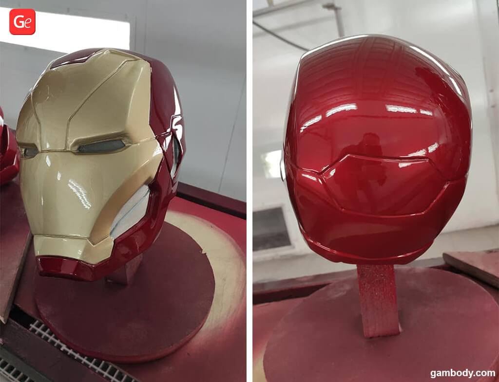 How to 3D print Iron Man figure