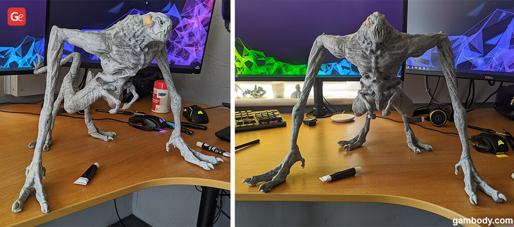 Cloverfield Monster 3D print
