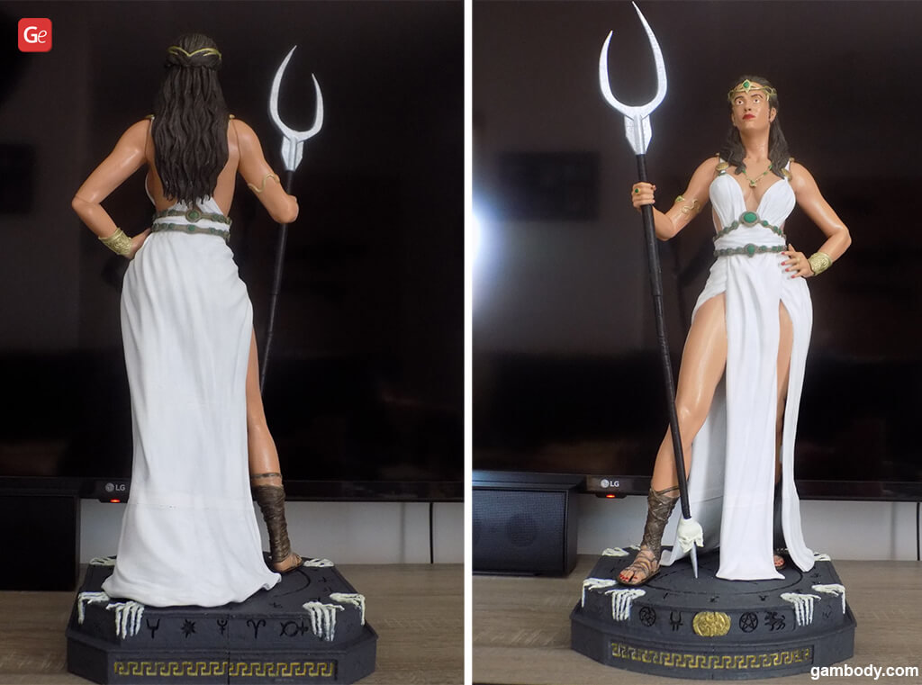 Persephone figure fun things to do with 3D printer