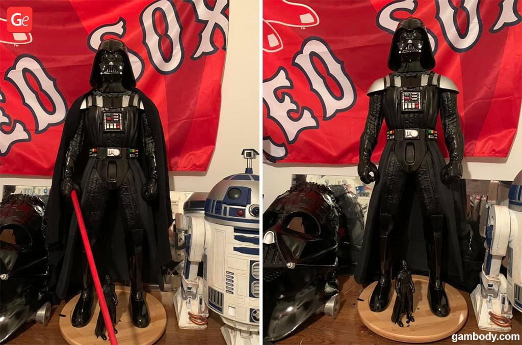 Darth Vader 3D print
