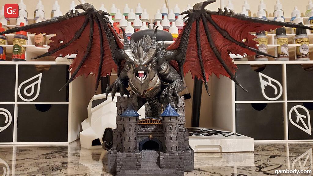 Deathwing dragon best 3D prints 2020