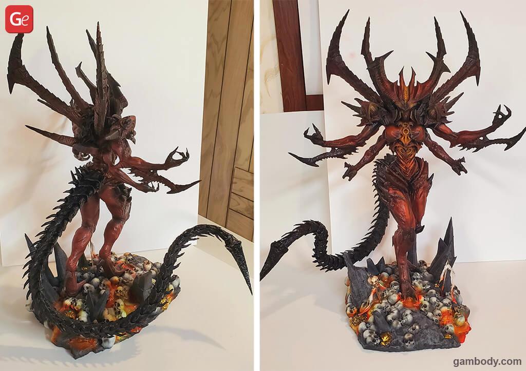 Diablo best models for 3D printing