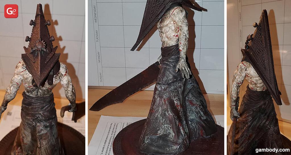 Pyramid Head figurine best 3D prints 2020