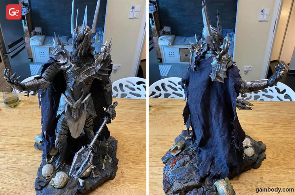 Sauron models best STL files for 3D printing