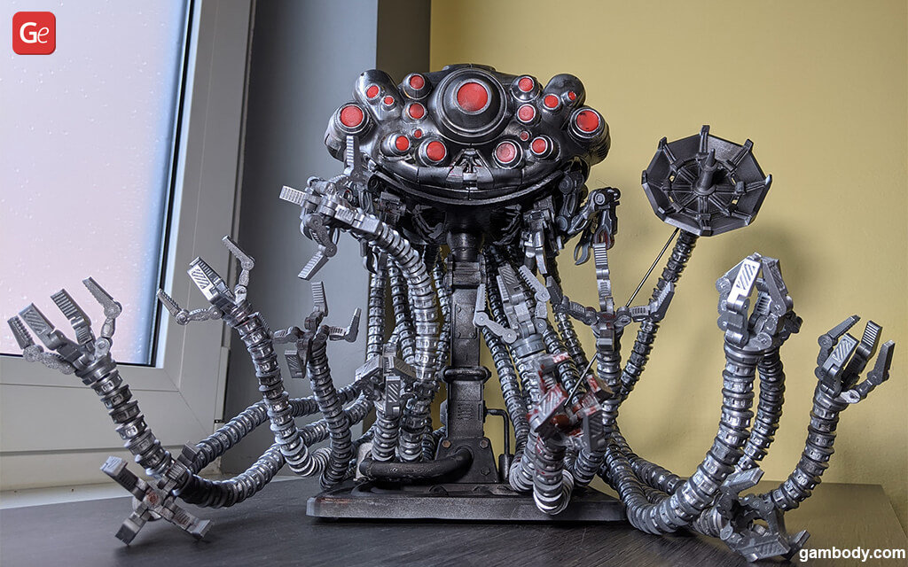 Sentinel Matrix 3D printing model