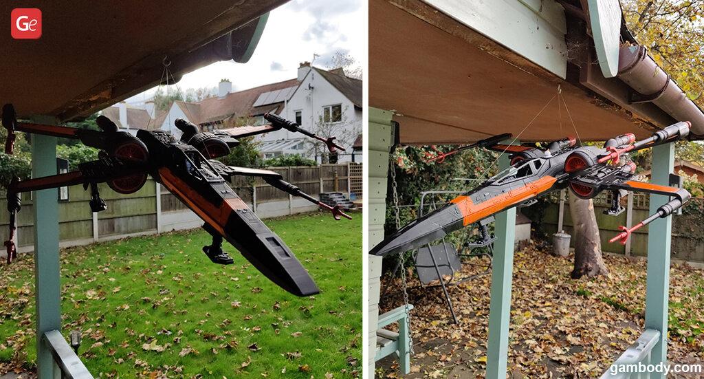 Mandalorian New Republic X-wings 3D printing model