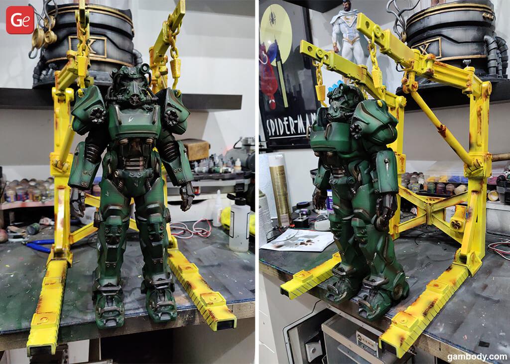 T-60 Power Armor best 3D prints 2020