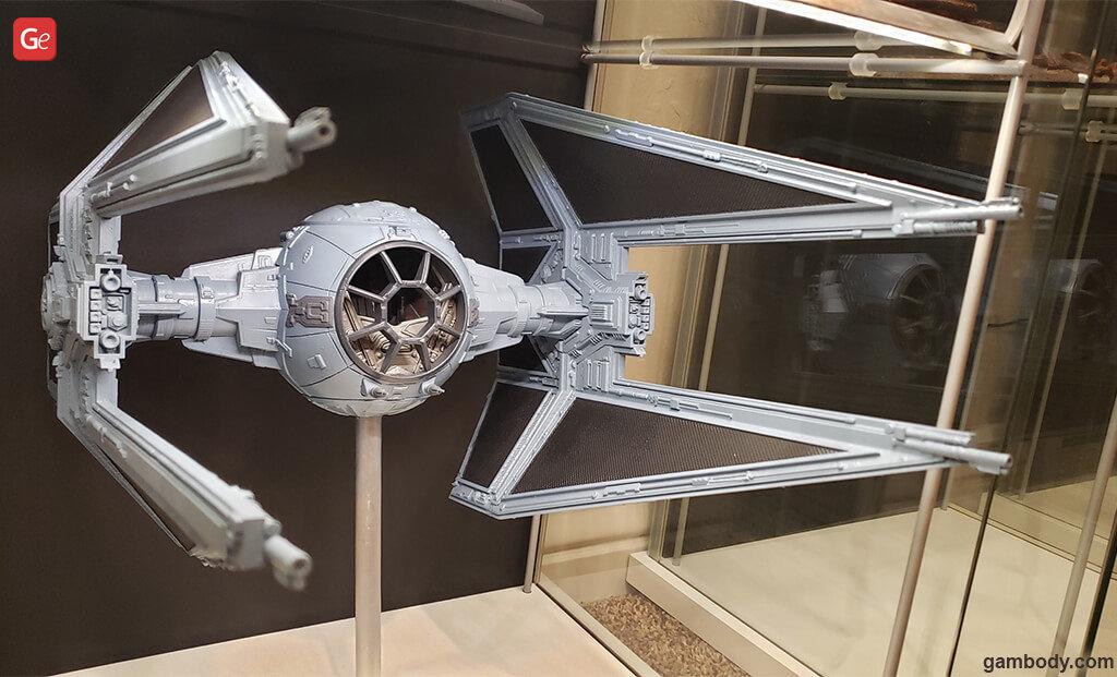 TIE Interceptor models 3D printing Black Friday 2020 deals