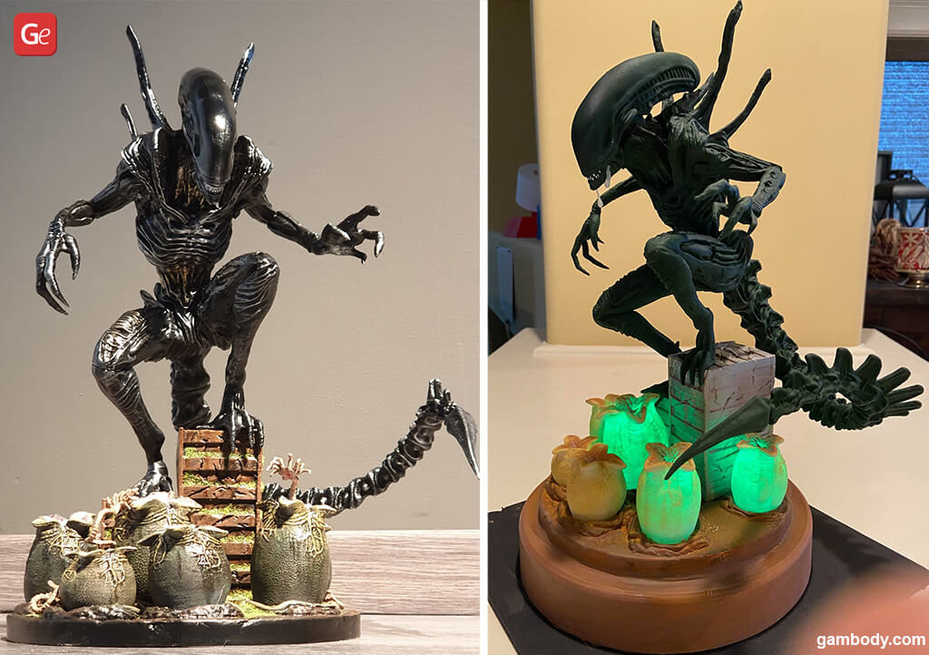 Alien Xenomorph Christmas gifts 2020 for men