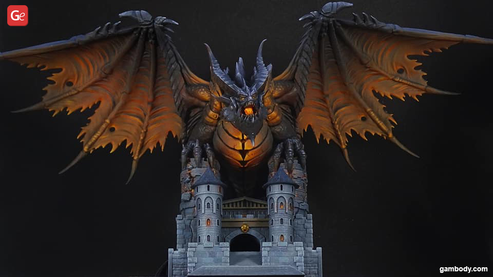 Deathwing WoW Christmas presents