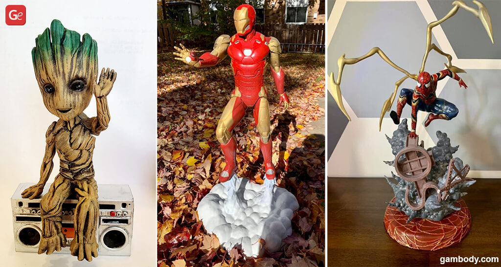 Christmas presents 3D printing gift guide for kids