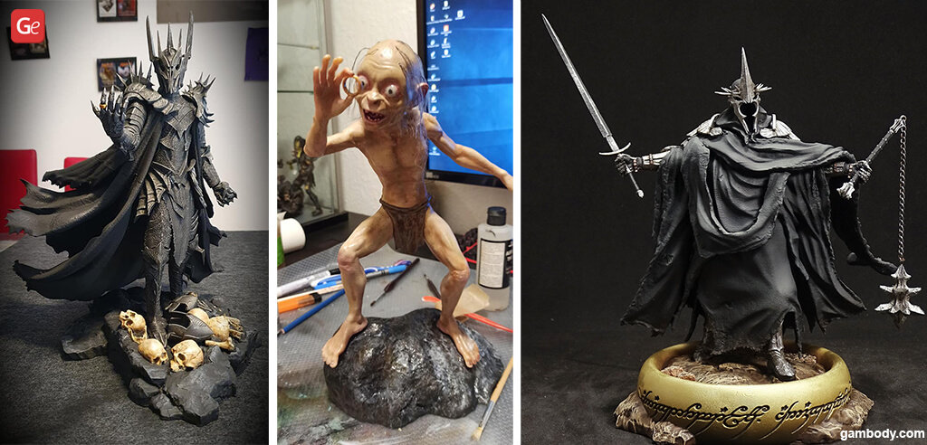Lord of the Rings Christmas gifts for men
