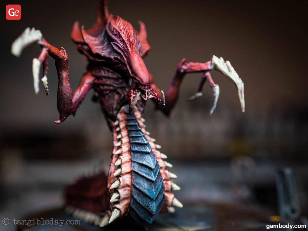 Hydralisk 3D print