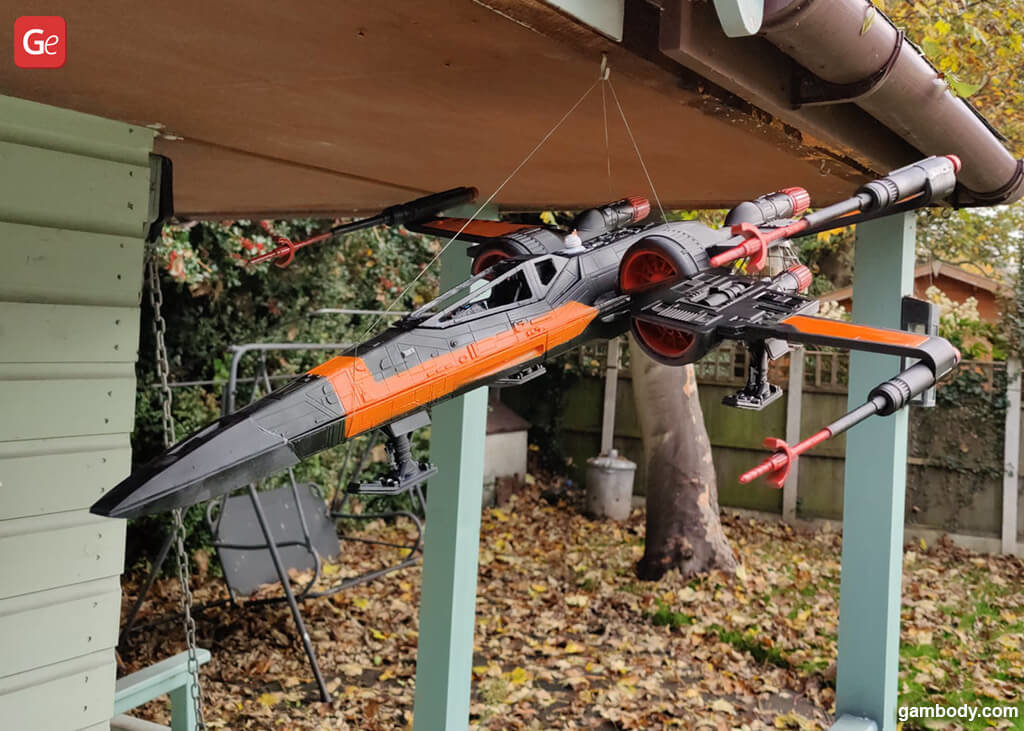 X-wing Star Wars Christmas gift guide