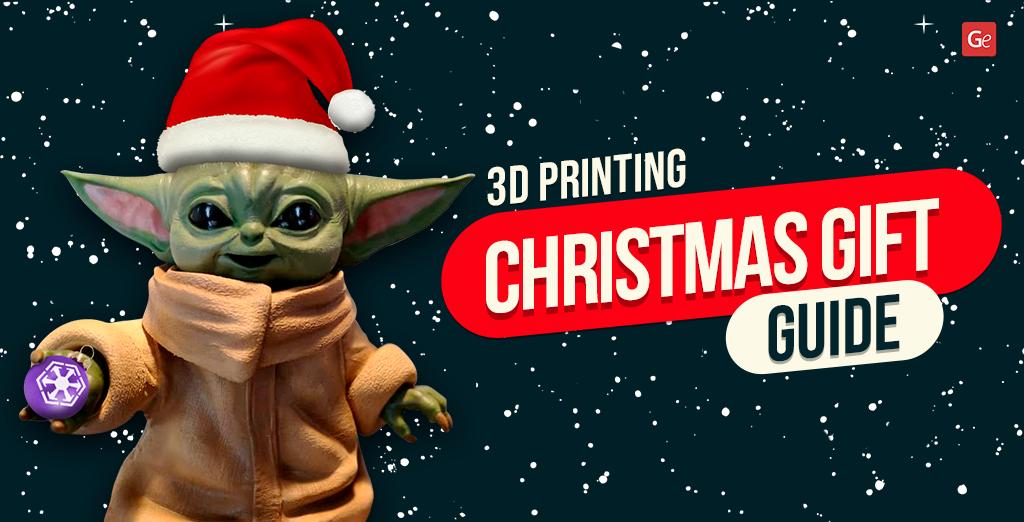 3D printing Christmas gift guide 2020