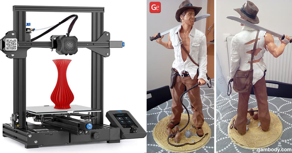 Creality Ender 3 V2 3D printers under $300
