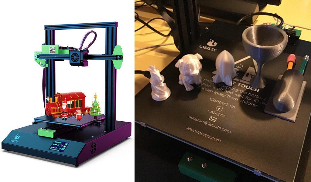 LABISTS 3D printer under $300