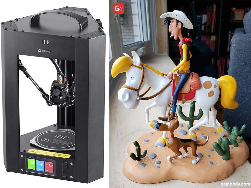 3D printer under $300 in 2021 Monoprice Mini Delta