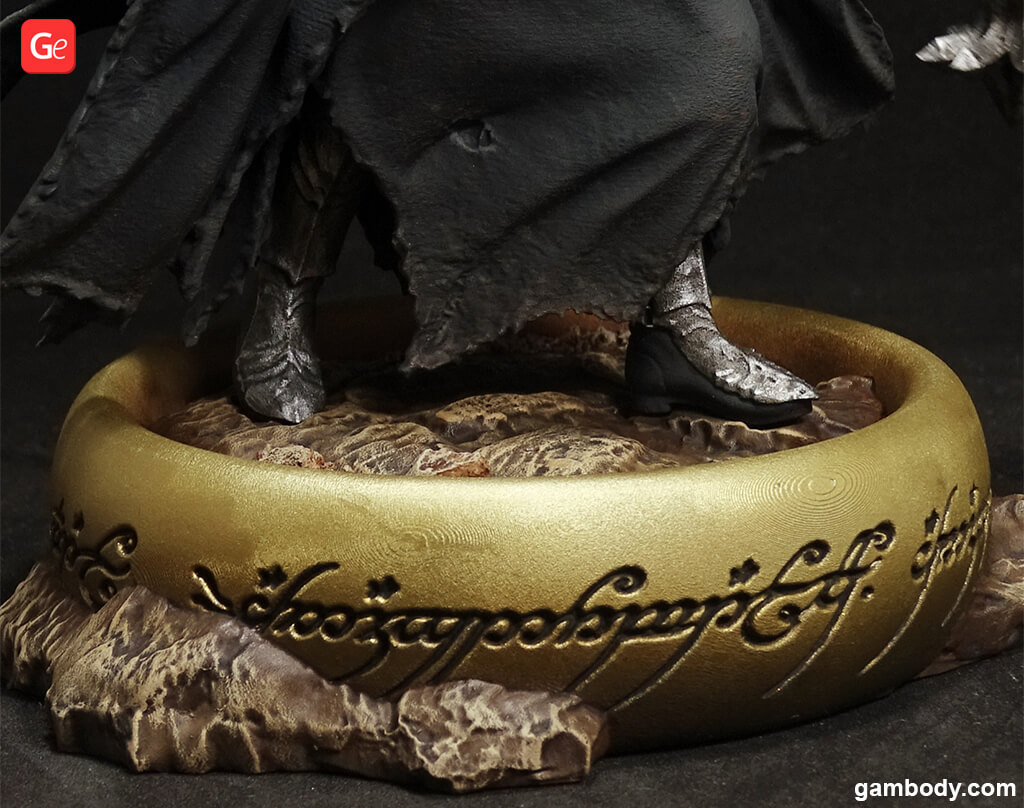 3D print Lord of the Rings the One Ring