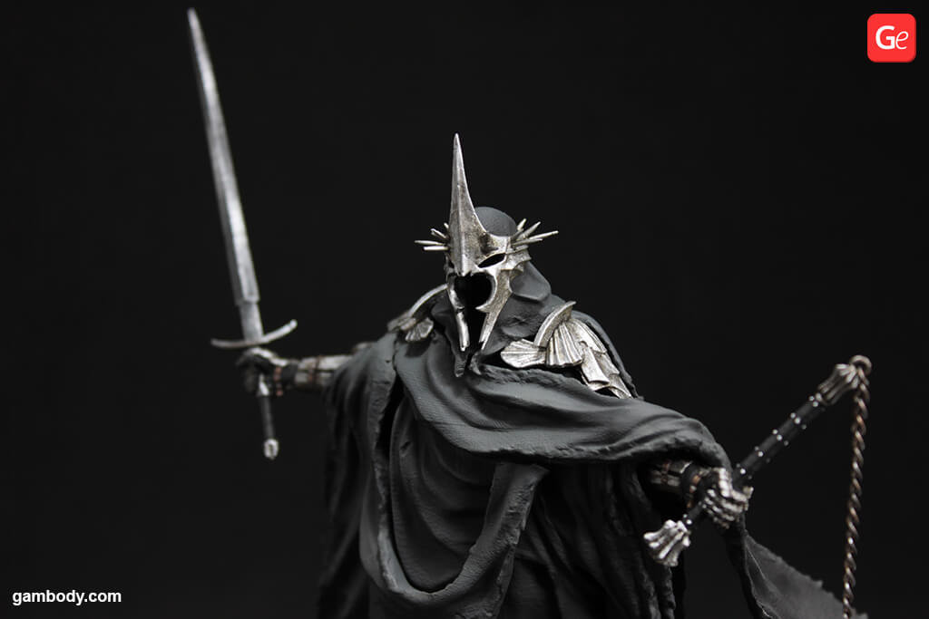 Witch-king of Angmar 3D print