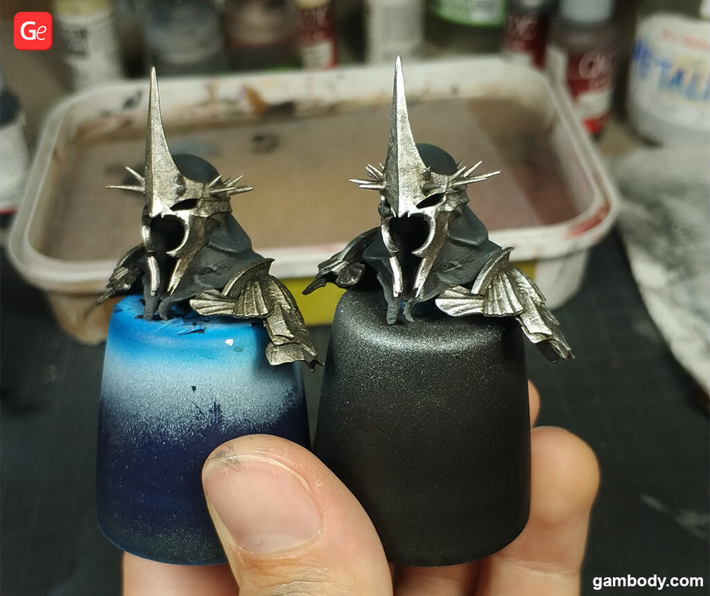 Witch-king of Angmar figure 3D print