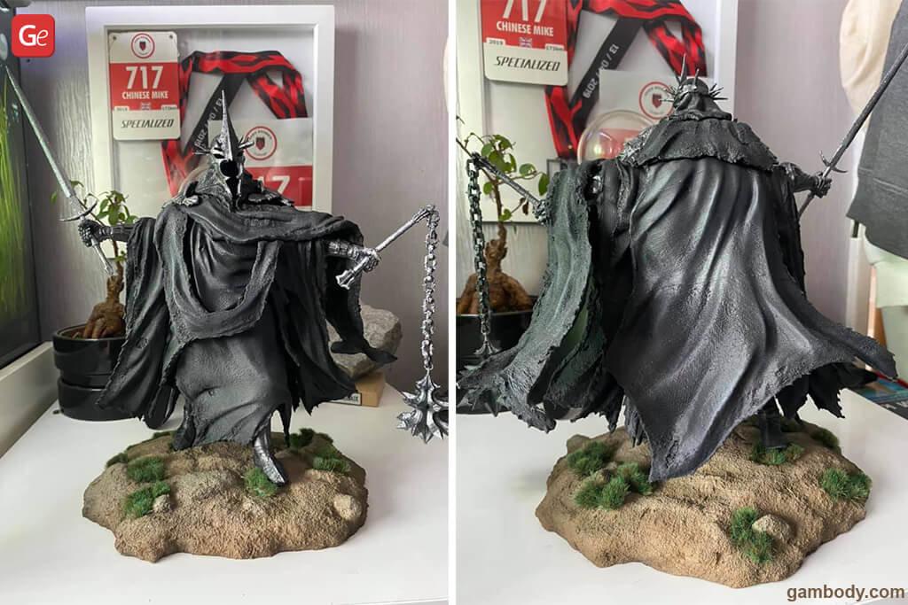 Nazgul 3D print LOTR