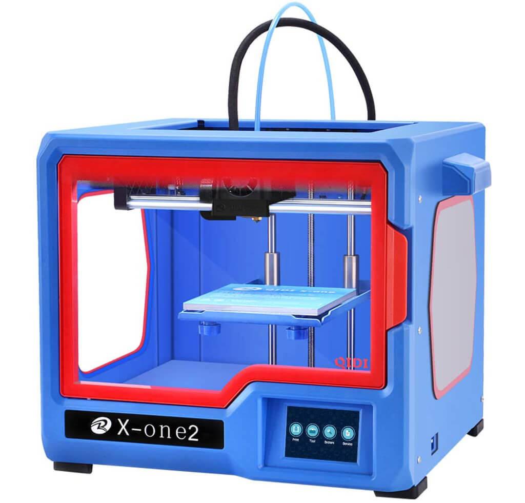 QIDI Technology X-one2 3D printer under $300