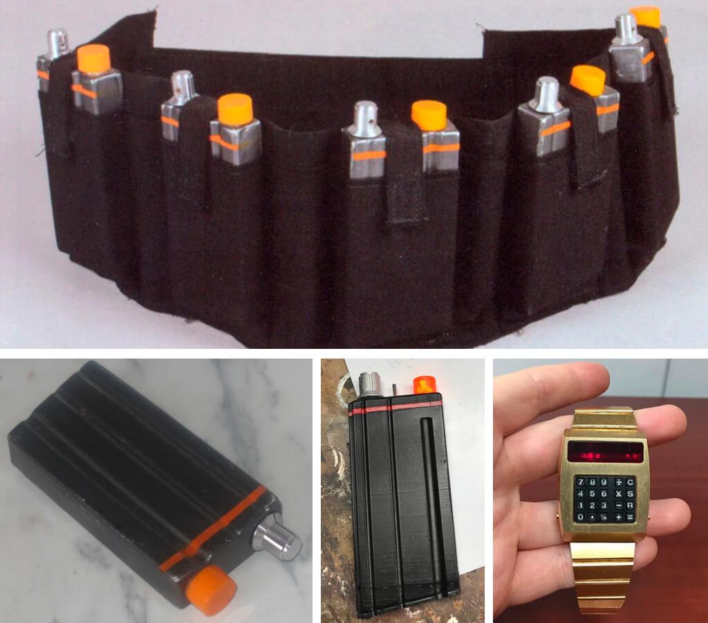 Battlestar Galactica 3D model accessories to 3D print