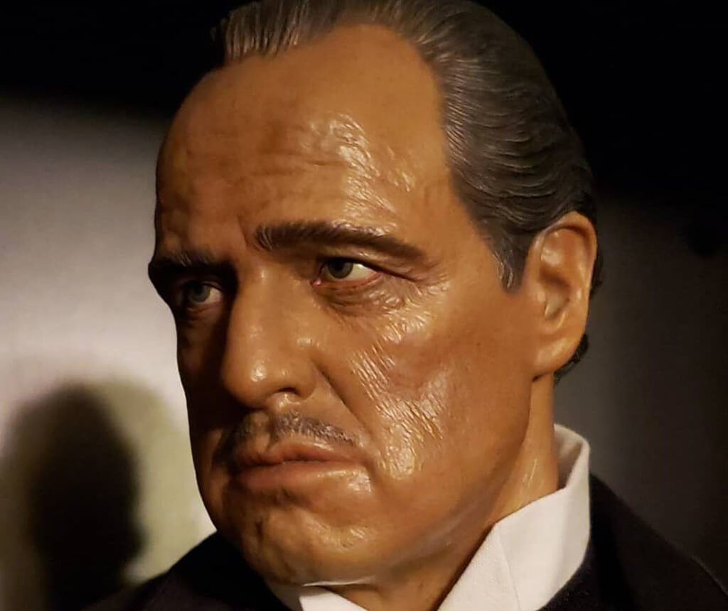 Don Vito Corleone figure reference