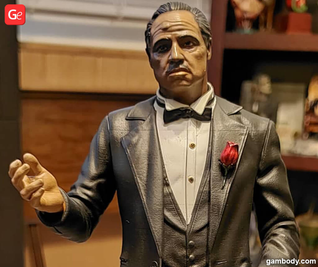 Godfather 3D model for 3D printing