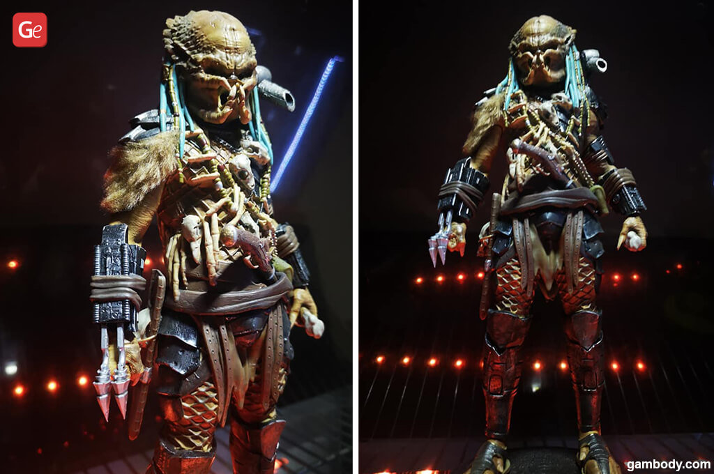 Elder Predator 3D print files